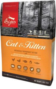 Ferret Food - Cat & Kitten