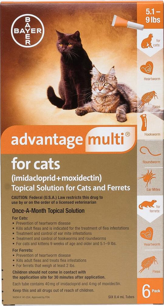 Bayer's Advantage Multi