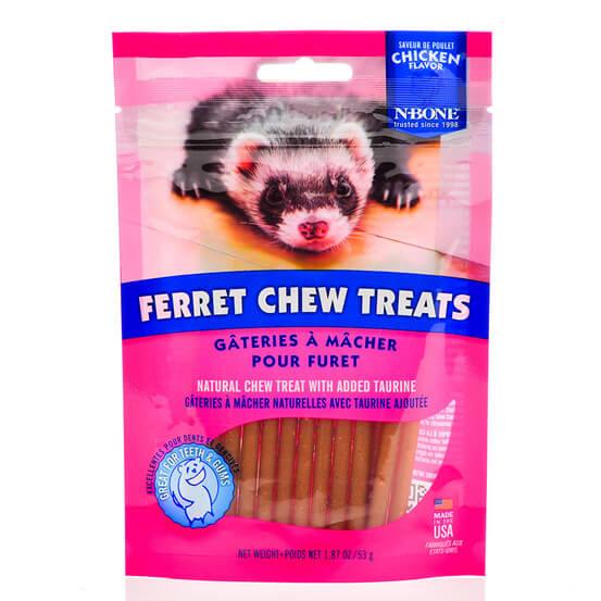 Most ferret treats