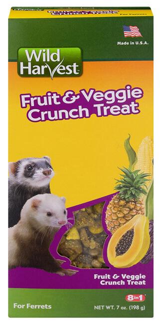 Wild Harvest Fruit 'n Veggie Crunch