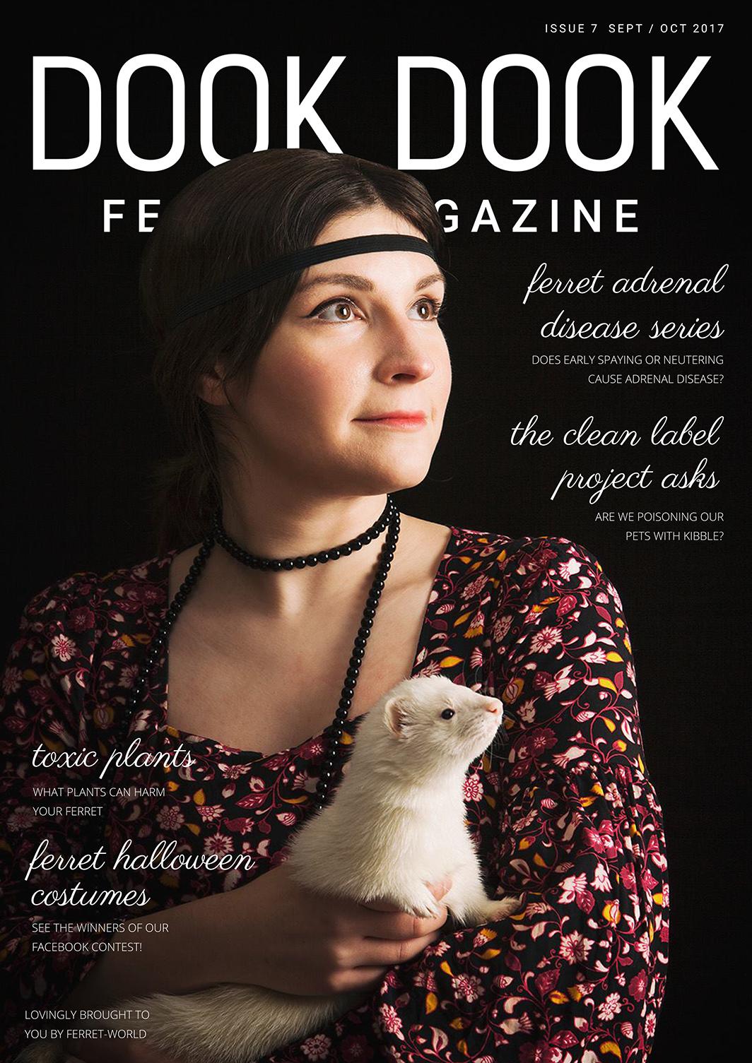 Dook Dook Ferret Magazine Issue 7
