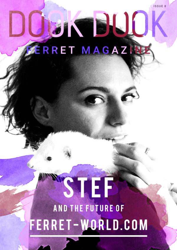 Dook Dook Ferret Magazine - Issue 8